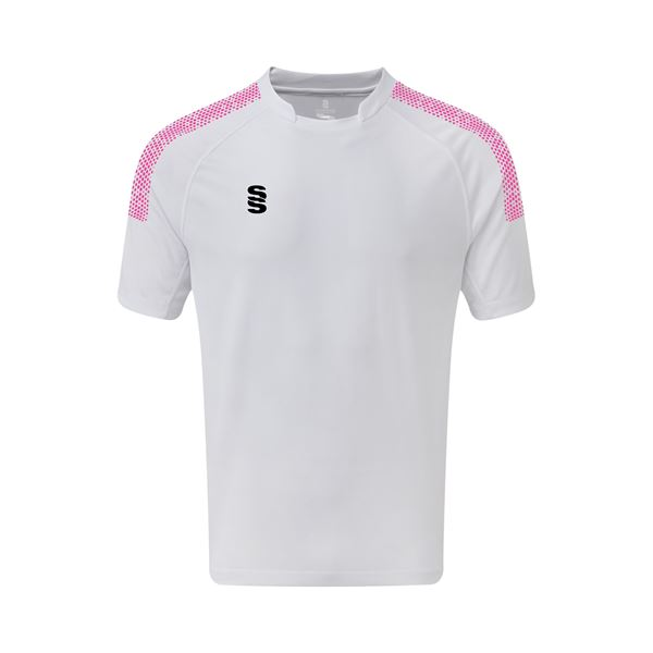 Picture of Dual Games Shirt - White/Pink