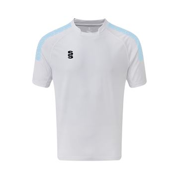 Image de Dual Games Shirt - White/Sky