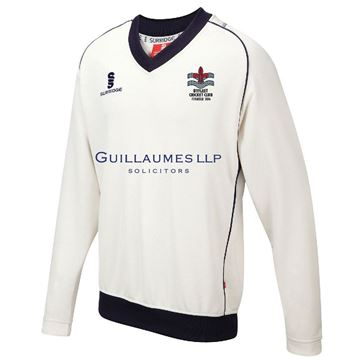Afbeeldingen van Byfleet CC Colts Curve Long Sleeved Sweater