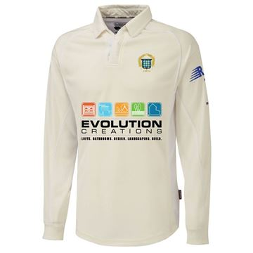 Bild von Old Rutlishians CC Senior Premier Long Sleeved Shirt