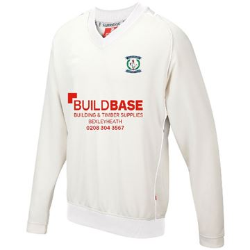Picture of Dartford CC Junior Curve Long Sleeved Sweater