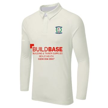 Picture of Dartford CC Junior Ergo Long Sleeved Playing Shirt