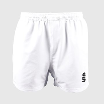 Picture of PREMIER RUGBY SHORT - WHITE