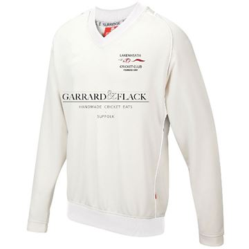 Picture of Lakenheath CC Curve Long Sleeved Sweater
