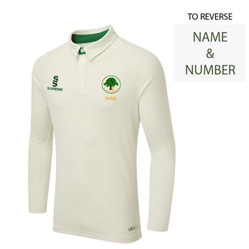 Picture of Grayswood CC Senior/Junior Ergo Long Sleeved Playing Shirt