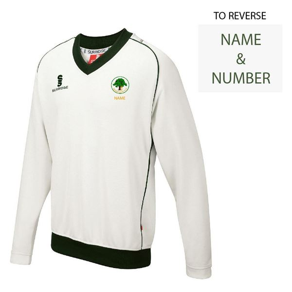 Picture of GRAYSWOOD CC LONG SLEEVED SWEATER SENIOR/JUNIOR