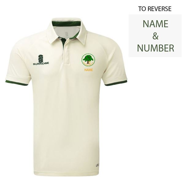Picture of Grayswood CC Senior/Junior Ergo Short Sleeved Playing Shirt