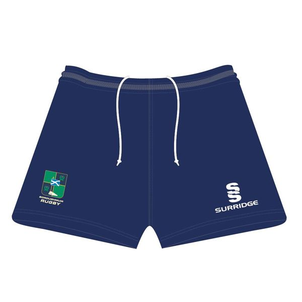 Picture of BOROUGHMUIR RUGBY PLAYING SHORTS