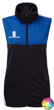 Afbeeldingen van MADE TO ORDER BLADE FULL ZIP GILET