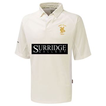 Picture of Queens College Premier 3/4 Sleeved Playing Shirt