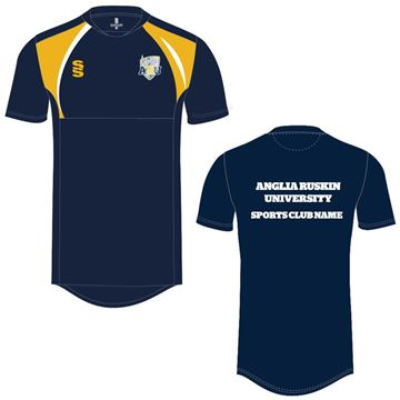 Image de Anglia Ruskin University Mens Training Shirt