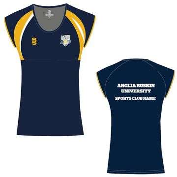 Image de Anglia Ruskin University Womens Training Shirt