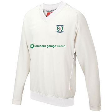 Image de Dartford CC Seniors Curve Long Sleeved Sweater