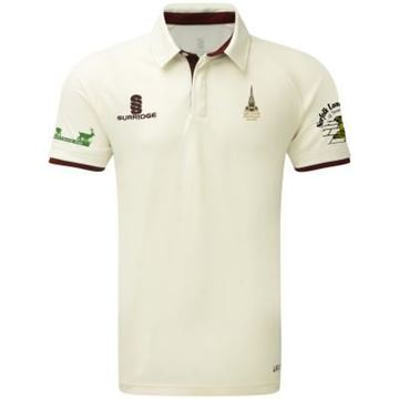 Afbeeldingen van Snettisham Cricket Club Senior Short Sleeve Playing Shirt