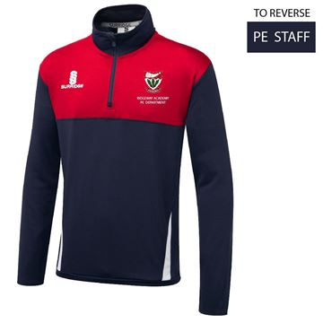Picture of Ridgeway Academy Blade PE STAFF Performance Top