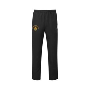 Picture of Guildford CC Poplin Track Pant Black