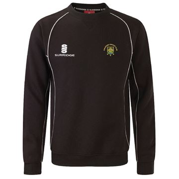 Picture of Guildford CC Sweat Shirt Black