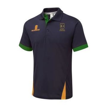 Picture of Sherwood CC blade polo shirt