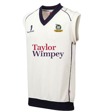 Image de Weaverham Cricket Club Junior Curve Sleeveless Sweater