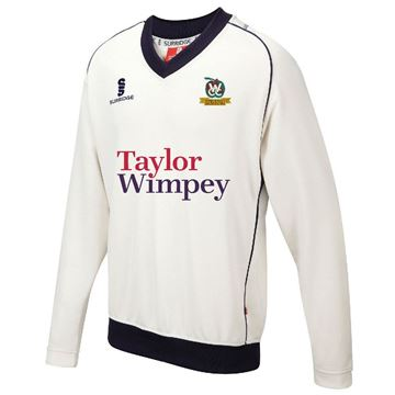 Image de Weaverham Cricket Club Curve Junior Long Sleeved Sweater