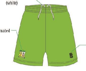 Picture of Solihull Moors FC GREEN SHORTS