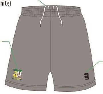 Picture of Solihull Moors FC SILVER SHORTS