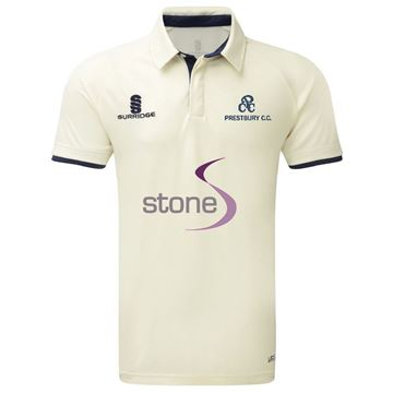 Picture of Prestbury CC short sleeve playing shirt