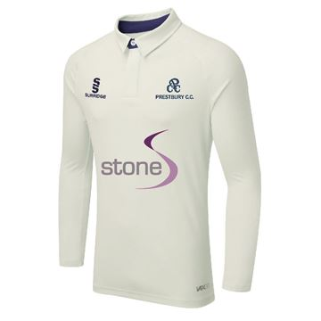 Picture of Prestbury CC long sleeve playing shirt