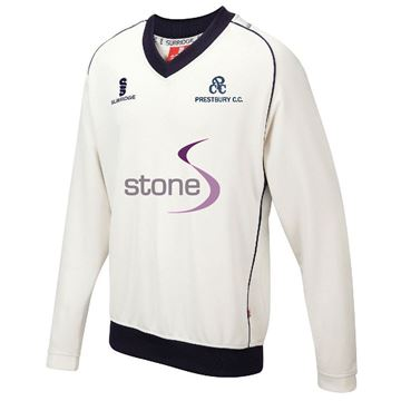 Picture of Prestbury CC long sleeve sweater