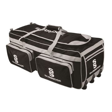 Image de Guildford CC Large Holdall - Black/Silver/White