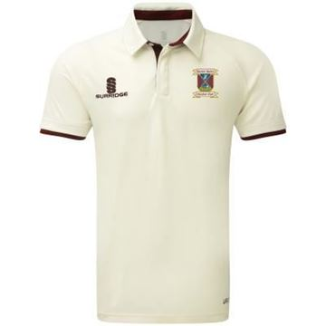 Imagen de Builth Wells CC tek short sleeve playing shirt