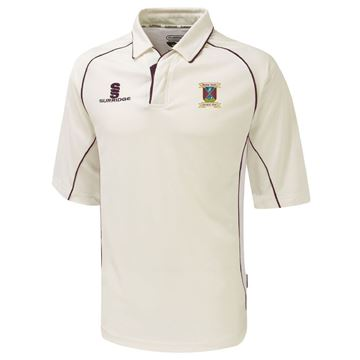 Picture of Builth Wells CC 3/4 premier shirt