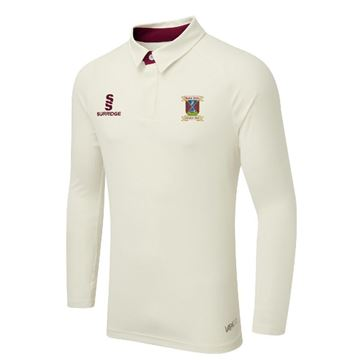 Imagen de Builth Wells CC tek long sleeve playing shirt