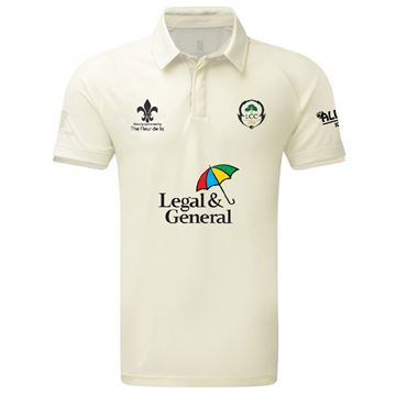 Imagen de Leigh CC tek short sleeve playing shirt