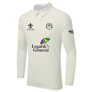 Bild von Leigh CC long sleeve playing shirt