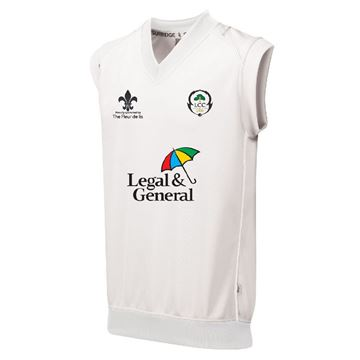 Picture of Leigh CC sleeveless sweater