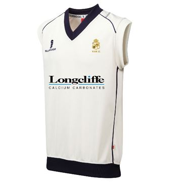 Picture of Wirksworth and Middleton CC Sleeveless Sweater