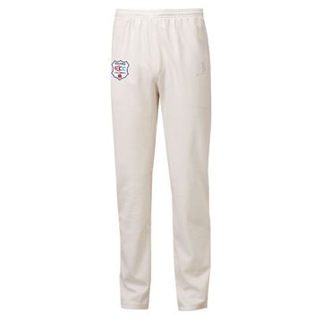 Image de EMPIRE CRICKET CLUB WHITE PLAYING PANTS