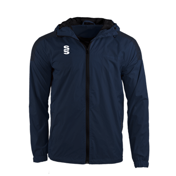 Image de DUAL FULL ZIP TRAINING JACKET - NAVY/BLACK
