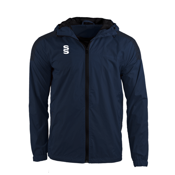 Picture of DUAL FULL ZIP TRAINING JACKET - NAVY/BLACK