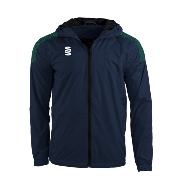 Picture of DUAL FULL ZIP TRAINING JACKET - NAVY/FOREST