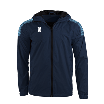Image de DUAL FULL ZIP TRAINING JACKET - NAVY/SKY