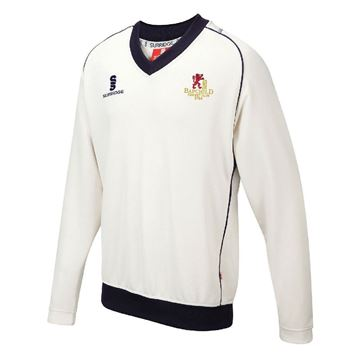 Picture of Bapchild Cricket Club long sleeve sweater