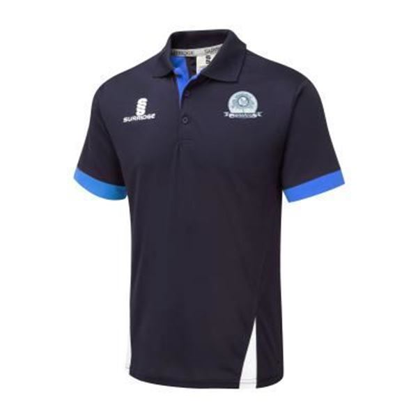 Picture of Totteridge Millhillians Cricket Club blade polo shirt