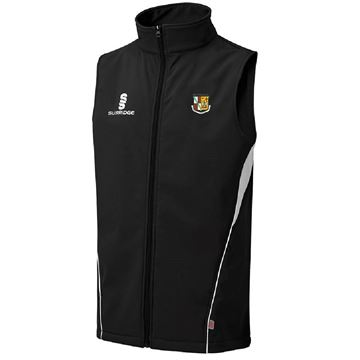 Picture of Royton Cricket Club Curve Soft Shell Gillet
