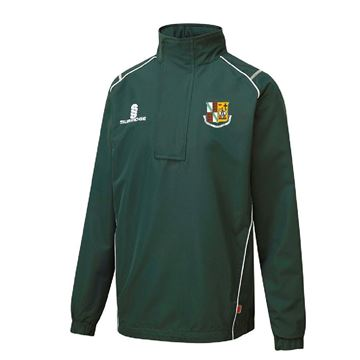 Afbeeldingen van Royton Cricket Club Junior 1/4 Zip Curve Jacket