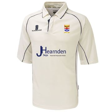 Afbeeldingen van Downham and Bellingham Cricket Club 3/4 premier shirt