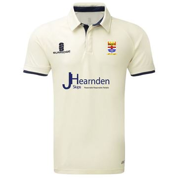 Afbeeldingen van Downham and Bellingham Cricket Club ss Tek shirt