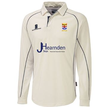 Afbeeldingen van Downham and Bellingham Cricket Club premier long sleeve shirt