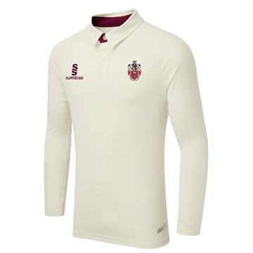 Bild von UNIVERSITY OF ESSEX CC ERGO LONG SLEEVE SHIRT